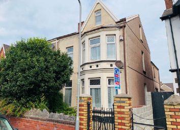 Thumbnail 4 bed semi-detached house for sale in Grange Street, Port Talbot, Neath Port Talbot.