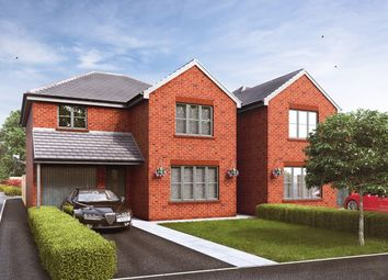 Thumbnail 4 bed detached house for sale in Lake House Park Homes, Stoke Road, Bishops Cleeve, Cheltenham