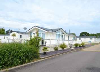 Thumbnail 2 bedroom lodge for sale in London Road, Clacton-On-Sea