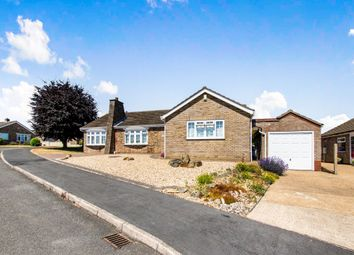 Thumbnail 3 bedroom detached bungalow for sale in Chichester Close, Grantham
