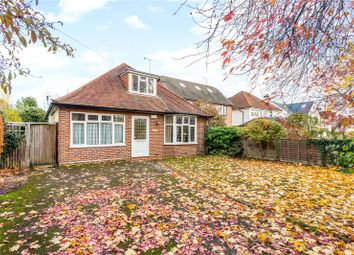 Thumbnail 3 bed detached bungalow for sale in Beaumont Avenue, St. Albans, Hertfordshire