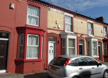Thumbnail 2 bedroom terraced house for sale in Parton Street, Fairfield, Liverpool
