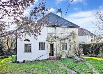 West Hill, Worthing, West Sussex BN13. 4 bed detached house for sale