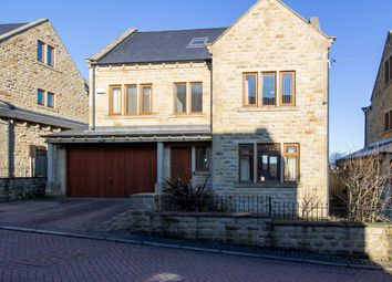 Thumbnail 5 bed detached house for sale in Villa Gardens, Shelf, Halifax