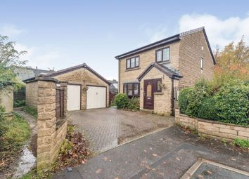 Thumbnail 3 bed detached house for sale in Manor Park Gardens, Gomersal, Cleckheaton