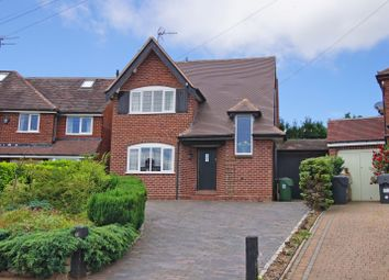 Thumbnail 4 bed detached house for sale in Middle Drive, Cofton Hackett