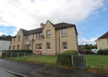 Thumbnail 3 bed flat for sale in West Clyde Street, Larkhall, Lanarkshire