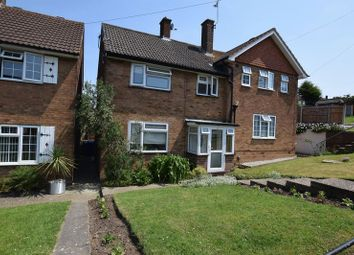 Thumbnail 2 bed semi-detached house for sale in Nursery Road, Corringham, Stanford-Le-Hope