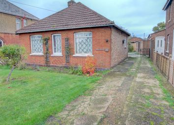 Thumbnail 2 bed bungalow for sale in Wisbech Road, March
