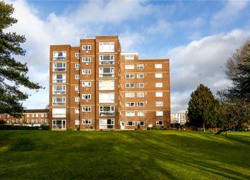 Thumbnail 2 bedroom flat for sale in Cherwell Court, Broom Park, Teddington