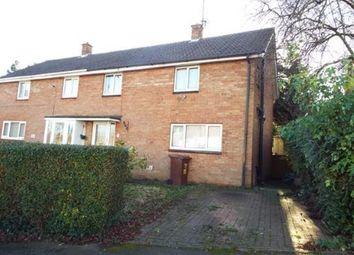 Thumbnail 3 bed semi-detached house for sale in Prescott Avenue, Banbury, Oxfordshire