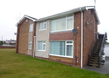 Thumbnail 1 bed flat to rent in Staward Avenue, Seaton Delaval, Tyne & Wear