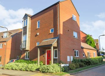 Thumbnail 4 bedroom detached house for sale in Turneys Drive, Wolverton Mill, Milton Keynes