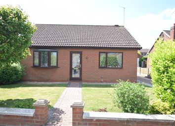 Thumbnail 3 bedroom detached bungalow for sale in Ryedale Avenue, Winterton, Scunthorpe