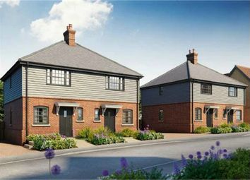 Thumbnail 2 bed semi-detached house for sale in Saxon Meadows, Stortford Road, Standon, Hertfordshire