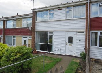 Thumbnail 3 bed terraced house for sale in Latimer Close, Bulwell, Nottingham