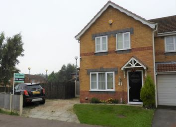 Thumbnail 3 bedroom semi-detached house for sale in Acorn View, Kirkby-In-Ashfield, Nottingham