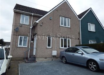 Thumbnail 3 bedroom semi-detached house to rent in Ifor Hael Road, Rogerstone, Newport.