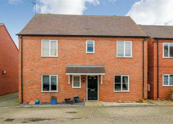 Thumbnail 4 bed detached house for sale in Foxfield, Broughton, Milton Keynes, Bucks