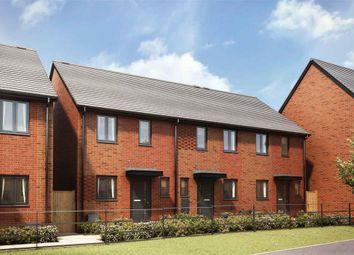 "Thumbnail 2 bed end terrace house for sale in ""The Canford - Plot 39"" at Curbridge, Botley, Southampton"