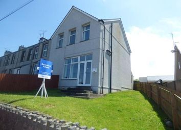 Thumbnail 2 bed end terrace house for sale in Pistyll Terrace, Pistyll, Pwllheli, Gwynedd