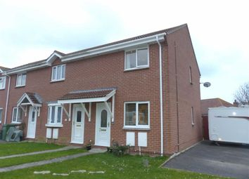 Thumbnail 2 bedroom end terrace house for sale in Larkspur Close, Weymouth, Dorset