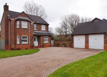 Thumbnail 4 bed detached house for sale in Vestaneum, Crosby-On-Eden, Carlisle