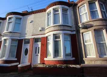 Thumbnail 2 bed terraced house to rent in Trentham Road, Wallasey