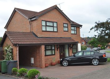 Thumbnail 4 bed detached house to rent in Hill Rise View, Lickey End, Bromsgrove