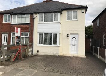 3 bed semi-detached house for sale in Whitefield Road, Redvales, Bury, Greater Manchester BL9