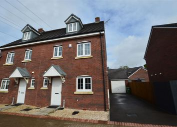 Thumbnail 4 bedroom town house for sale in Dyffryn Y Coed, Church Village, Pontypridd
