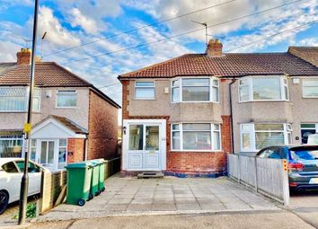 Thumbnail 3 bed end terrace house for sale in Edward Road, Keresley, Coventry