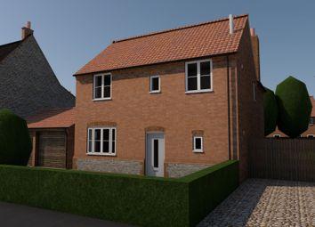 Thumbnail 3 bed detached house for sale in Walsingham Road, Binham, Fakenham