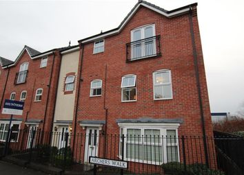 Thumbnail 2 bed flat to rent in Archers Walk, Trent Vale, Stoke-On-Trent