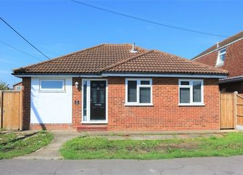 Thumbnail 3 bed detached bungalow for sale in Lionel Road, Canvey Island, Essex