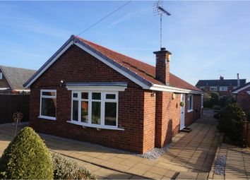 Thumbnail 3 bed detached bungalow for sale in Pine Walk, Uttoxeter