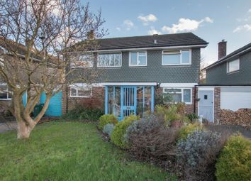 Thumbnail 4 bed detached house for sale in Marden Avenue, Chichester