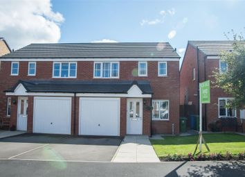 Thumbnail 3 bed semi-detached house for sale in Swanston Grove, Blyth