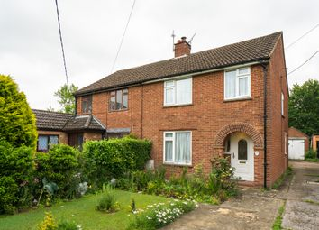 Thumbnail 3 bed semi-detached house for sale in Halton Lane, Wendover, Aylesbury
