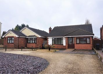 Thumbnail 2 bed bungalow for sale in Station Road, Coalville