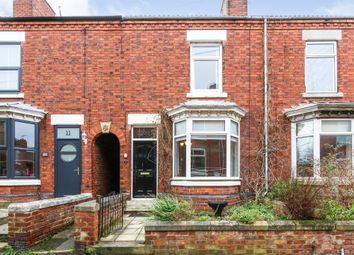 Thumbnail 3 bedroom terraced house for sale in Spring Hill, Whitwell, Worksop