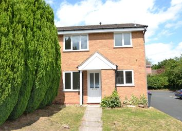 Thumbnail 1 bed end terrace house for sale in Heron Way, Newport