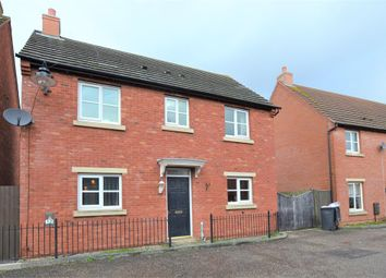 Thumbnail 3 bed detached house for sale in Ferndale Close, Longlevens, Gloucester, Gloucestershire