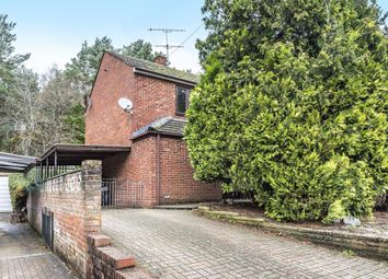 Thumbnail 3 bedroom semi-detached house for sale in Lightwater, Surrey