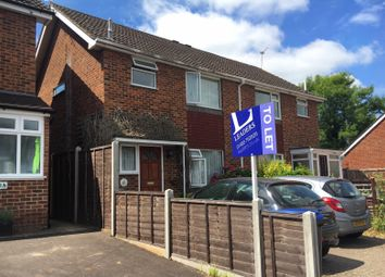 Thumbnail 3 bed semi-detached house to rent in Robin Hood Road, Knaphill, Surrey