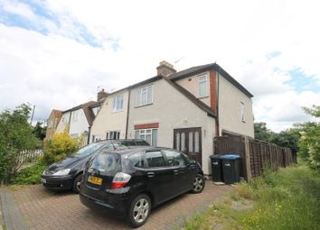 Thumbnail 3 bed flat for sale in Princes Avenue, Enfield