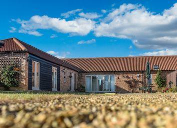 Thumbnail 4 bed barn conversion for sale in High Road, Tilney Cum Islington, King's Lynn, Norfolk