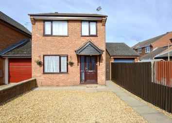 Thumbnail 3 bed detached house for sale in Baldwin Grove, Bourne