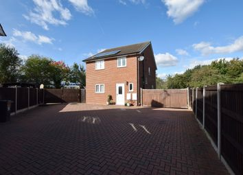 Thumbnail 3 bed detached house for sale in Sakins Croft, Harlow