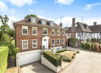 Thumbnail 7 bed detached house to rent in Pine Grove, London